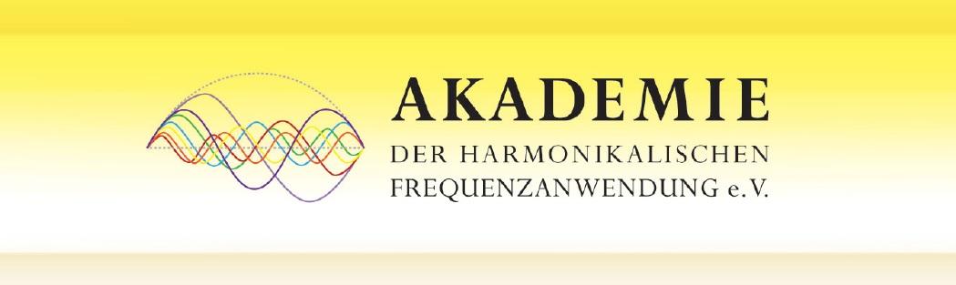 Newsletter Logo Akademie derHarmonikalischen Frequenzanwendung