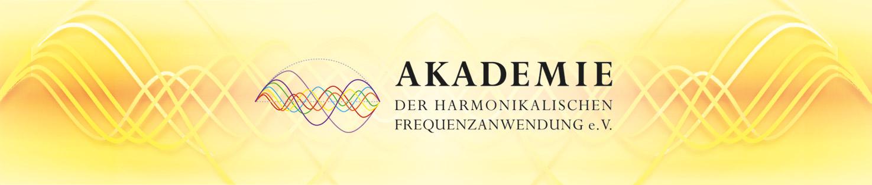 Hauptslider Akademie der Harmonikalischen Frequenzanwendung